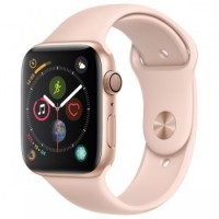 Часы Apple Watch Series 4 GPS 44mm Aluminum Case Gold Al/Pink Sand Sport Band - App Ekb - Купить Екатеринбурге iPhone, Гаджеты