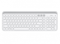 Клавиатура Xiaomi MIIIW Dual Mode Keyboard White Bluetooth, Белая - App Ekb - Купить Екатеринбурге iPhone, Гаджеты