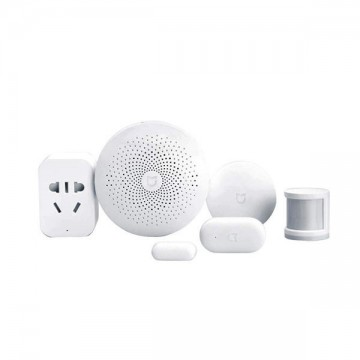 Комплект умного дома Xiaomi Smart Home Security Kit - App Ekb - Купить Екатеринбурге iPhone, Гаджеты